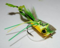 Frog Legged Popper