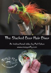 The Stacked Deer Hair Diver