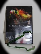 Combo The Stacked Deer Hair Diver DVD/Fugly Packer Jr.