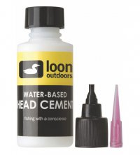 Loon Fly Head Cement
